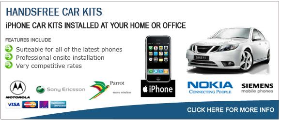 iPhone Car Kits