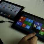 The Apple iPad or Microsoft's Windows 8