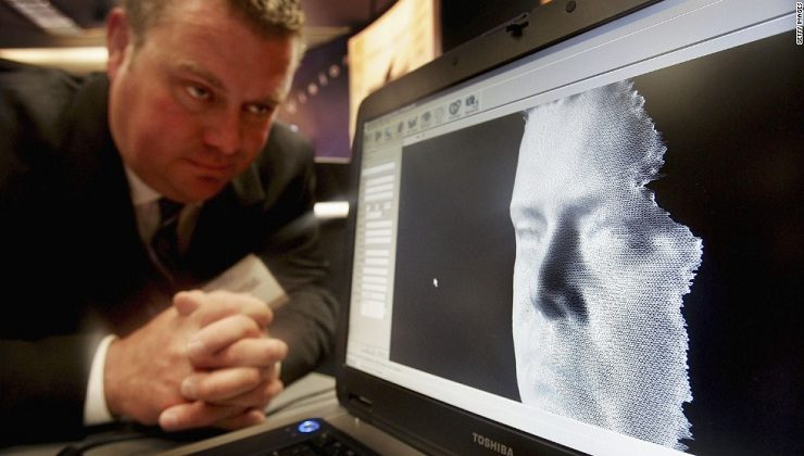 Face Detection Technology helps identify Terrorists