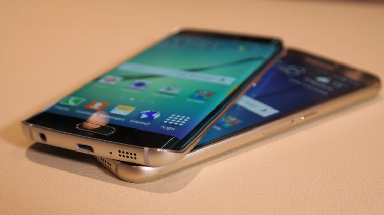Is this the Samsung Galaxy S8?