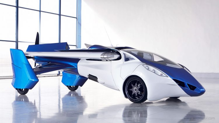 Who needs roads? Flying Car Technology takes off