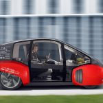 Rinspeed's Oasis Electric Concept Car comes with a Greenhouse