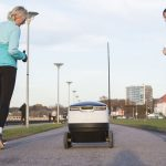 Robotic Food Delivery is rolling out in the United States in February