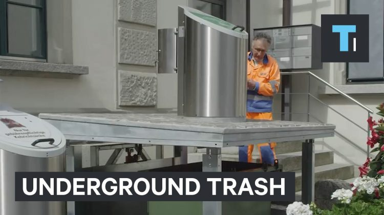 This Swiss Company figured out How to keep Garbage Underground
