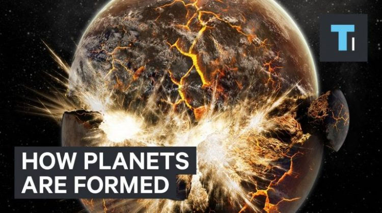 Scientists have discovered how Planet formation occurs