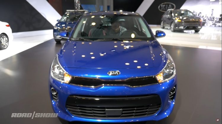 The 2018 Kia Rio makes landfall in the US